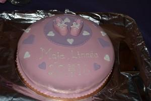 Tårtan från Mors Kakeri.